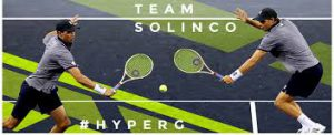 Solinco Hyper-g voor enorm spinpotentieel
